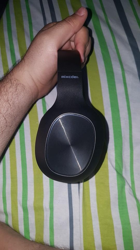 Fones de ouvido Mixcder Bluetooth Ouvido
