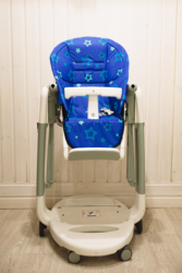 Replacement case of membrane fabric on feeding chair pegperego tatamia
