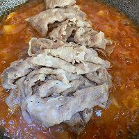 冬季解馋又减肥的番茄土豆肥牛汤的做法图解17