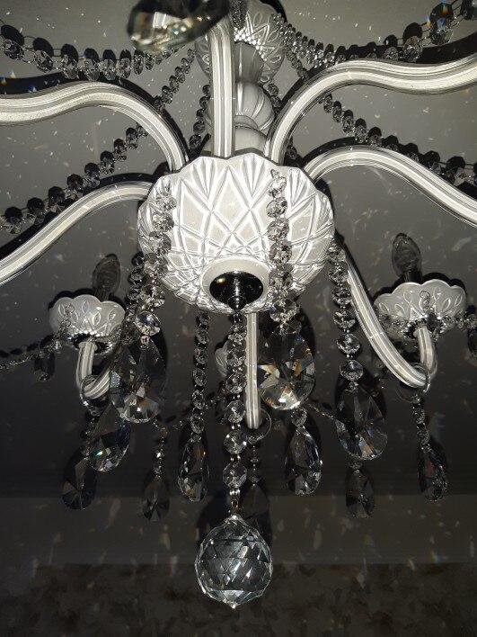 -- Luminária Iluminação Lustre