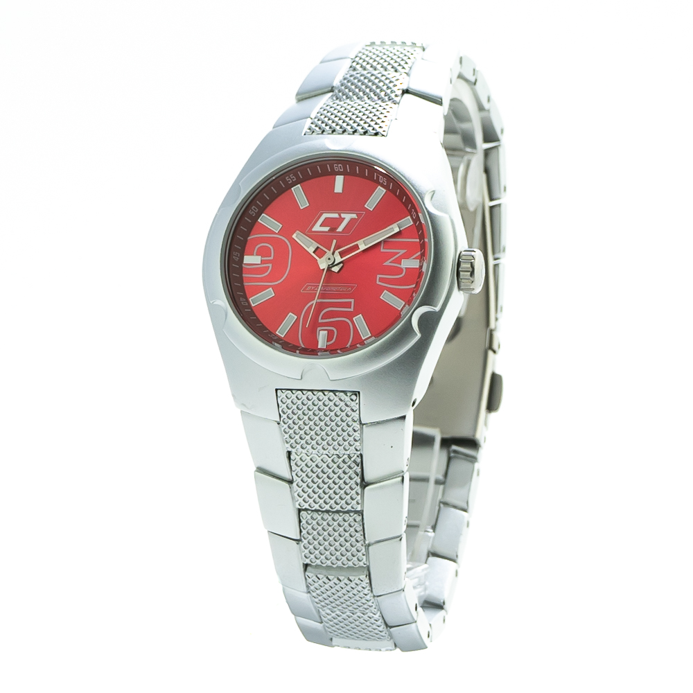 Woman Watch Chronotech Analog Cc7039L-04M