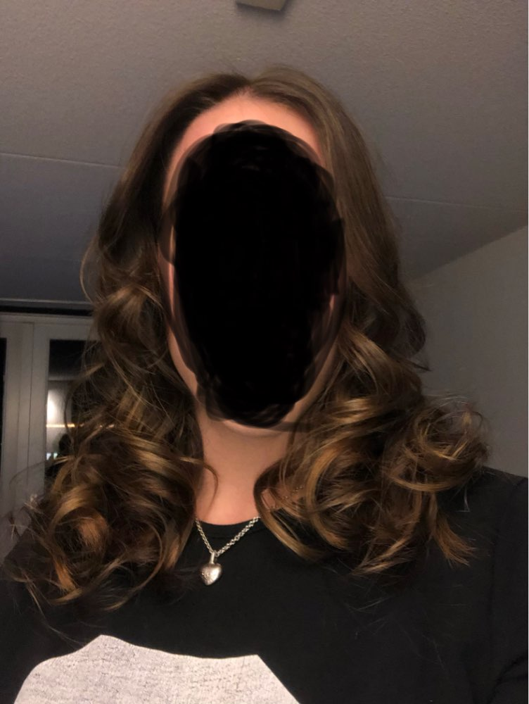 curl iron photo review