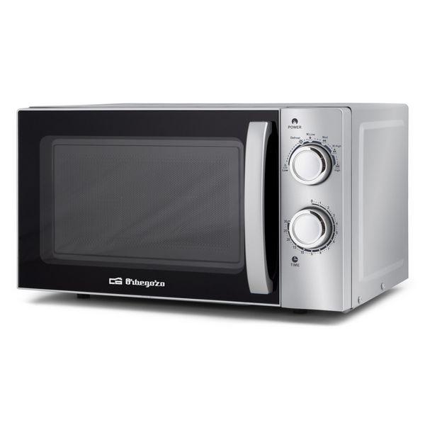 Microwave Orbegozo MI2018 20L 700W Silver