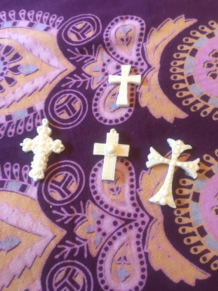 Cross Silicone Fondant Icing photo review