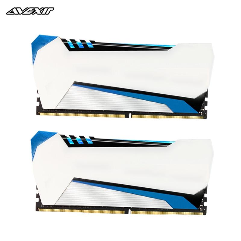 Avexir Raiden Series ddr4 pc4 ram 4GB 8GB 16GB 2666MHz 3000Mhz 3200mhz  DIMM Desktop Memory|RAMs| |  - title=