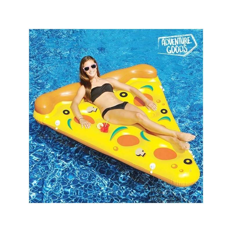 Inflatable Mattress Pizza Adventure Goods