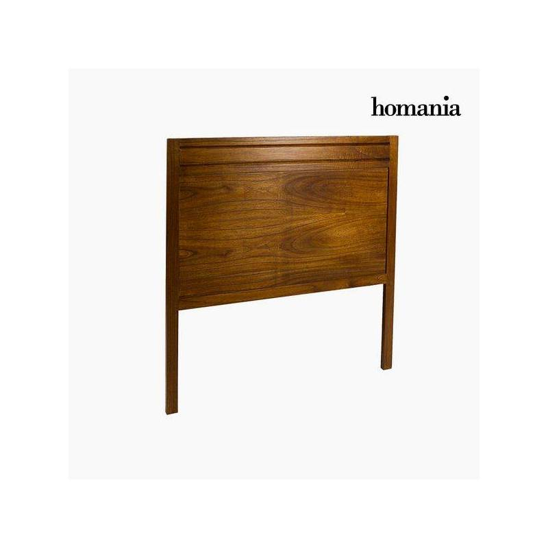 Wooden Headboard Of Mindi (100x3x120 Cm)-The Collection Serious Line By Homania