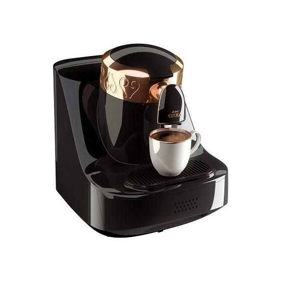Arzum Okka OK001 turecki ekspres do kawy   ekspres do kawy   kawa   automatyczny   2 średnie kubki pojemność   tanie i dobre opinie 220-240 v