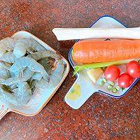 """#美食说出""""新年好""""#新年开运菜红红火火灯笼虾的做法图解1"""