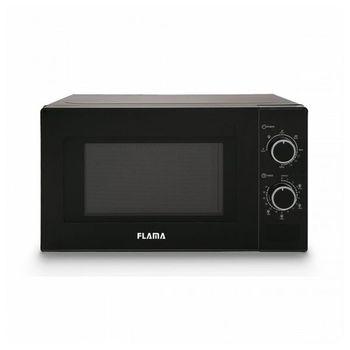 Микроволновая печь с грилем Flama 1888FL 20 л 700 Вт черный