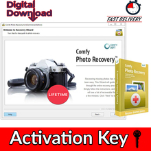 Comfy Photo Recovery 2021 Commercial Edition KEY ACTIVATION
