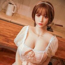 Lovedoll 168cm sexy bonecas novo stype enorme mama sexo boneca real adulto completo silicone boneca sexo para homens dols sexo cosdoll