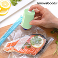 Перезаряжаемый вакуумный упаковщик Ever · fresh InnovaGoods