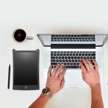 Pizarra electrónica magnética EcoFriendly y SOStenible, Tableta electrónica para notas, avisos, mensajes, dibujos, notas, etc.