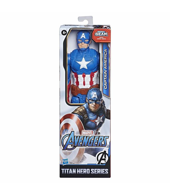 Avengers Titan Captain America Toy Store