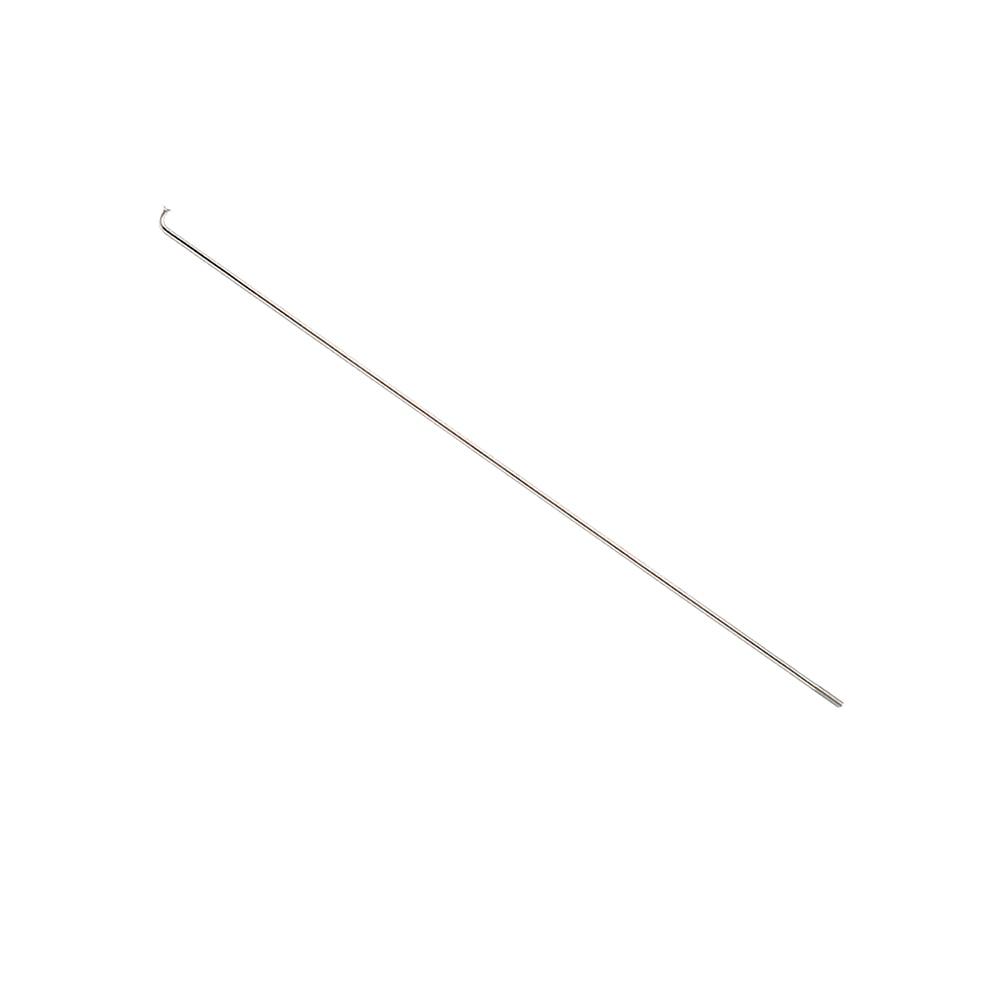 Spoke ZHENGXING permanent section 14G 188mm chrome