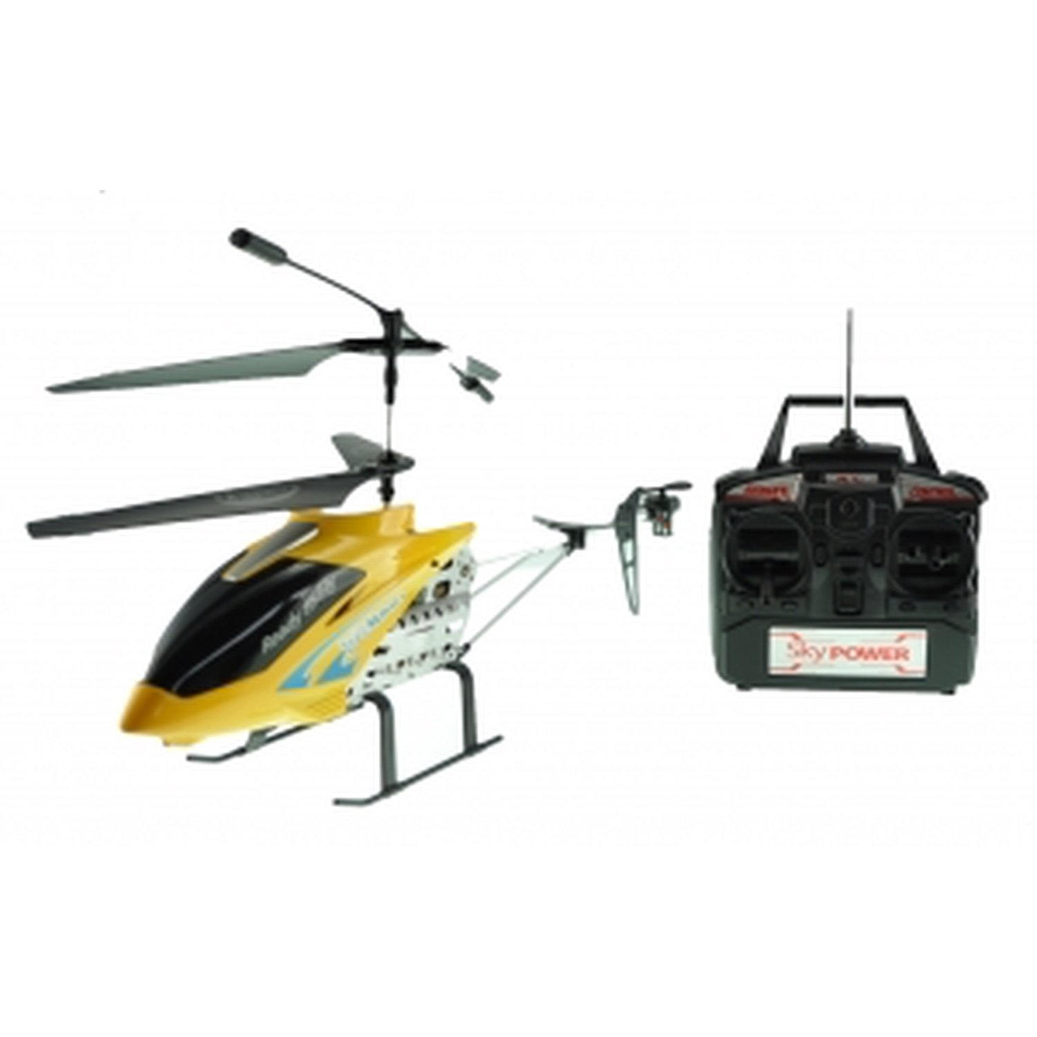 RC HELICOPTER MODEL DH8001 (NETWORK) 3.5 CHANEL, GYROSCOPE, METALLIC ALLOY