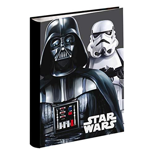 Folder Folio 4 Rings Star Wars Flash