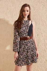 Платье с длинными рукавами TWOSS20EL0892
