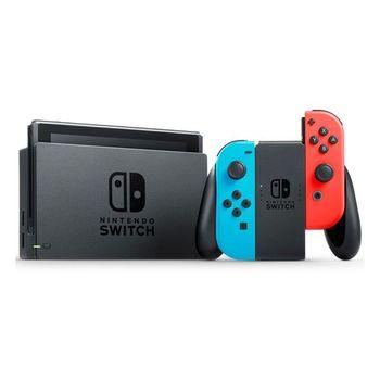 Nintendo Switch Nintendo 32 GB Azul Rojo