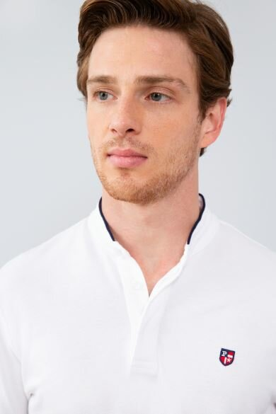 U.S. POLO ASSN. Fashion Neck Regular T-Shirt