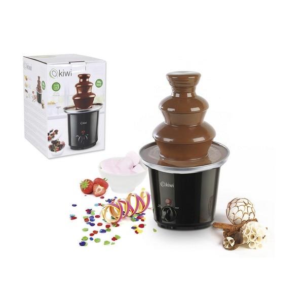 Chocolate Fountain Kiwi KG-5806 200 G 90W Black