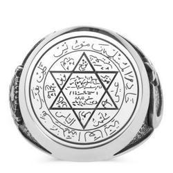 خاتم من الفضة الإسترليني 925