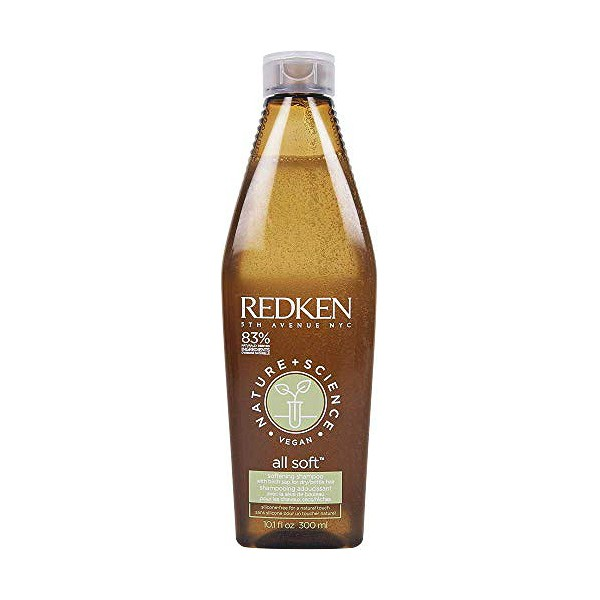 Anti-hairloss Anti-breakage Shampoo Nature + Science All Soft Redken