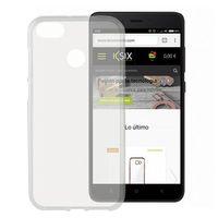 모바일 커버 Xiaomi Redmi 4x KSIX Flex TPU 투명