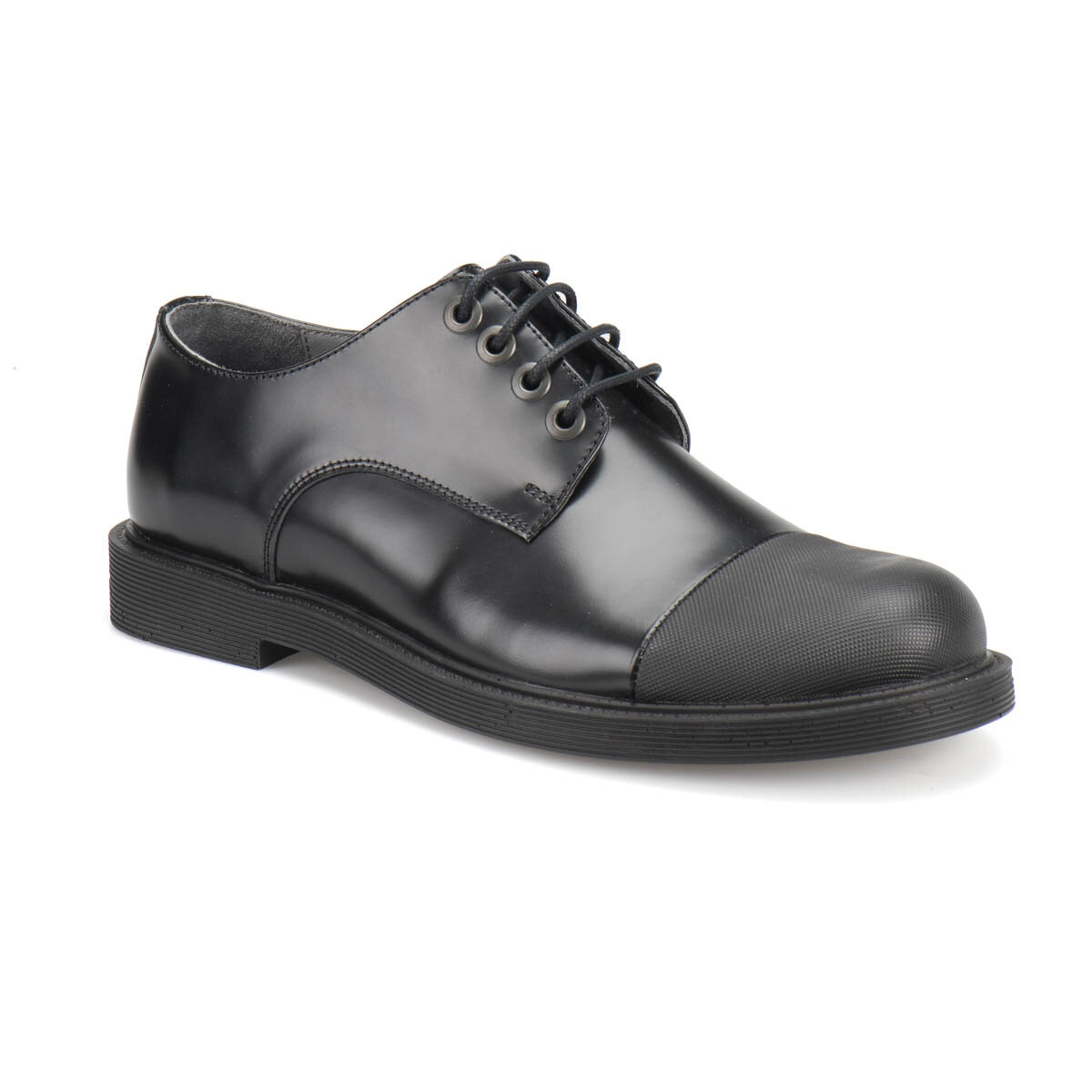 FLO BT-1 Black Male Shoes Garamond