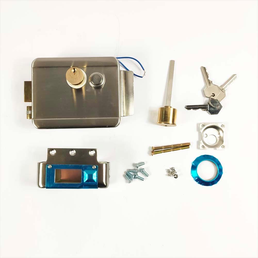 Laid On Electromechanical Lock FASS LOCK 2369-SS
