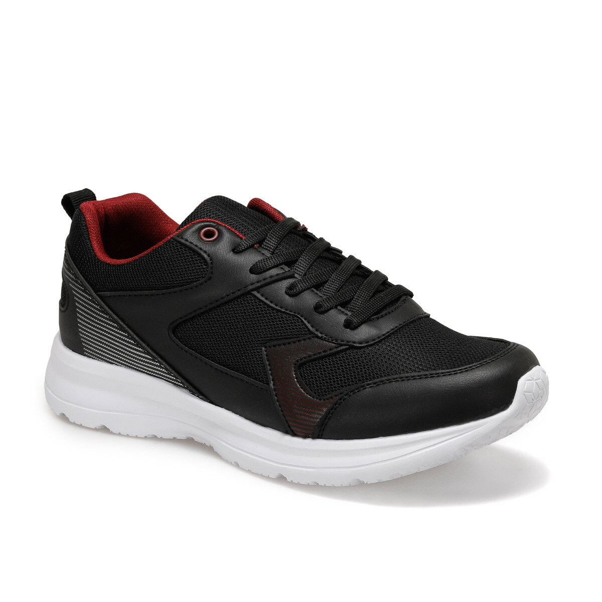FLO MAGIC Black Male Sports Shoes Torex