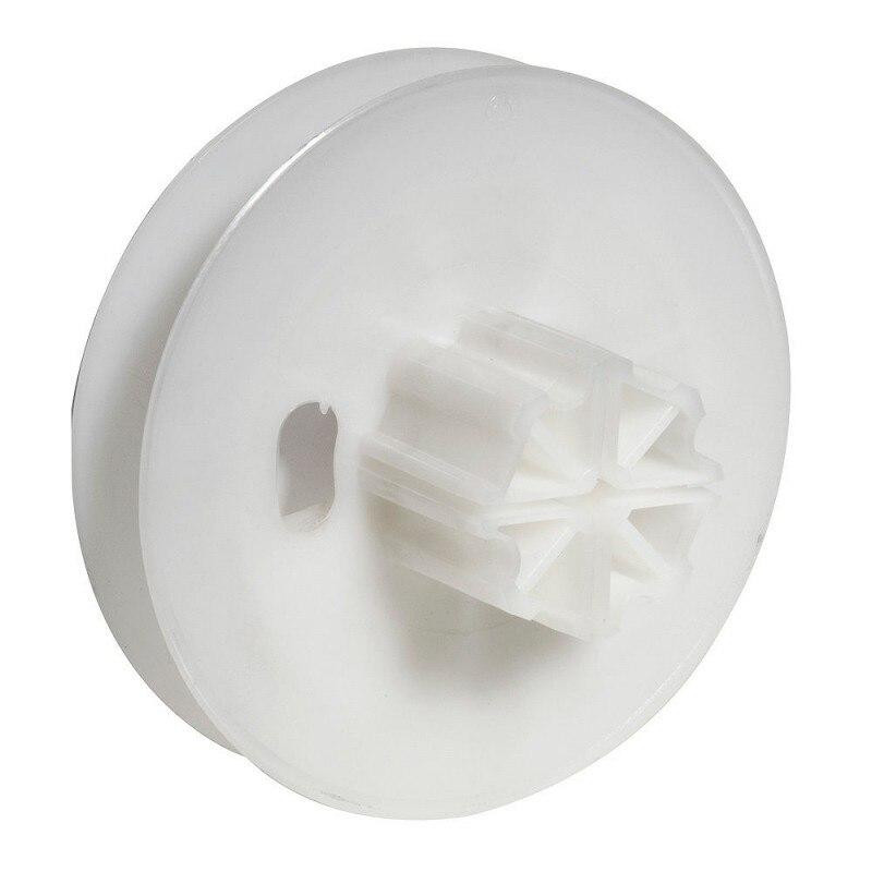 Disk Roller Shutter Plastic Octagonal 160x60mm. Ribbon 22mm.