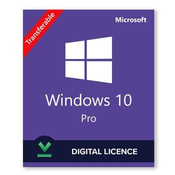 Windows 10 Professional Key - Digital Microsoft License 32/64 Bit 2019 Original Windows 10 pro