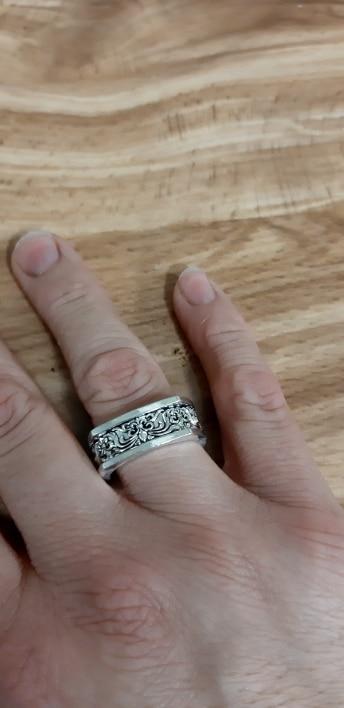 טבעת לגבר ויקינג דגם 0362 photo review