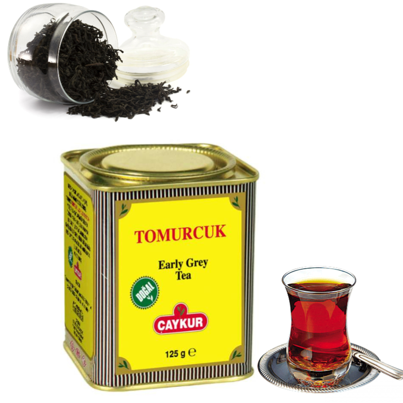 Turkish Tea Aroma Caykur Tomurcuk-Make A Difference In Tea Flavor With Concentrated Strong Aroma-125GR-250GR-375GR-Free Shipping
