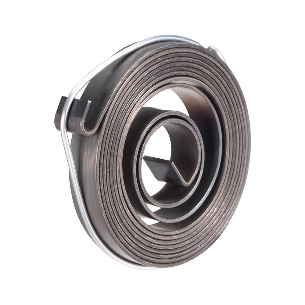 Uxcell OD 49 мм-63 мм сверлильный пресс, пружинный сверлильный пресс, катушка для возврата, сборка, пружина, сталь, химическое затемнение