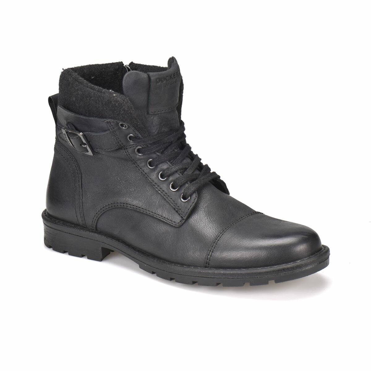 FLO 225222 Black Men Boots By Dockers The Gerle