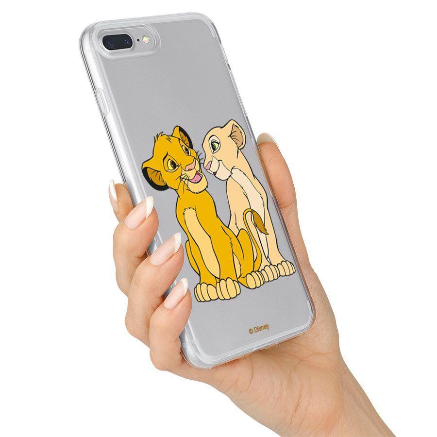 Cases for Samsung Galaxy A70 The Lion King Officially licensed Disney.