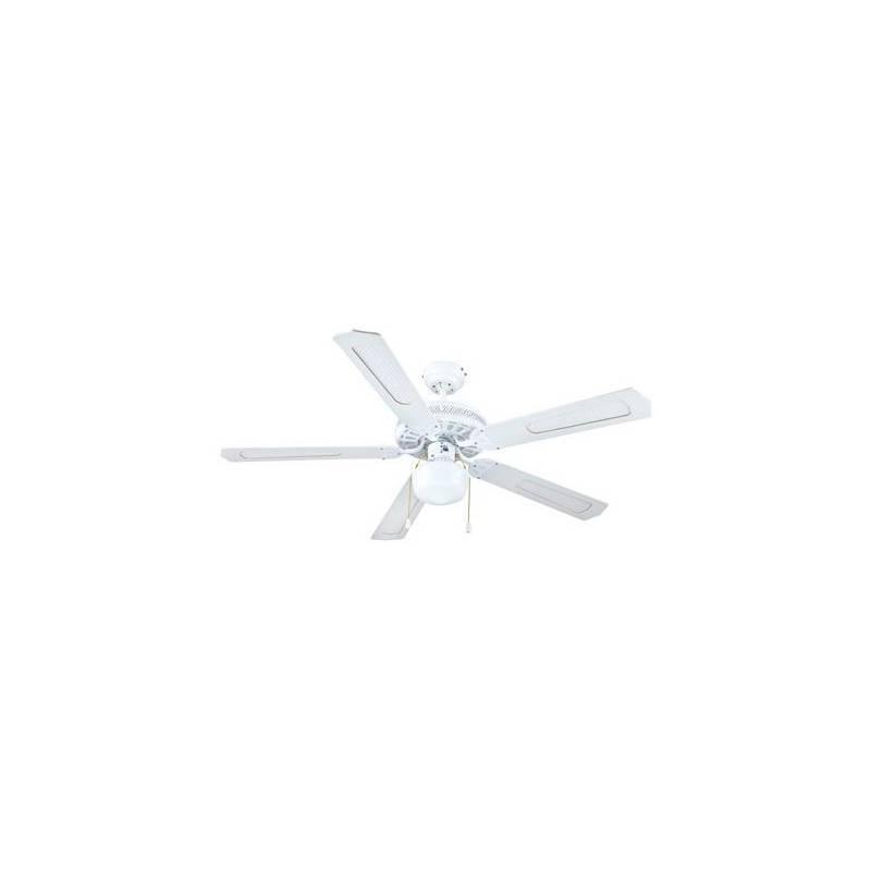 Ceiling Fan With Light Group FM VTCLASSIC130B 60W White (Ø 132 Cm)