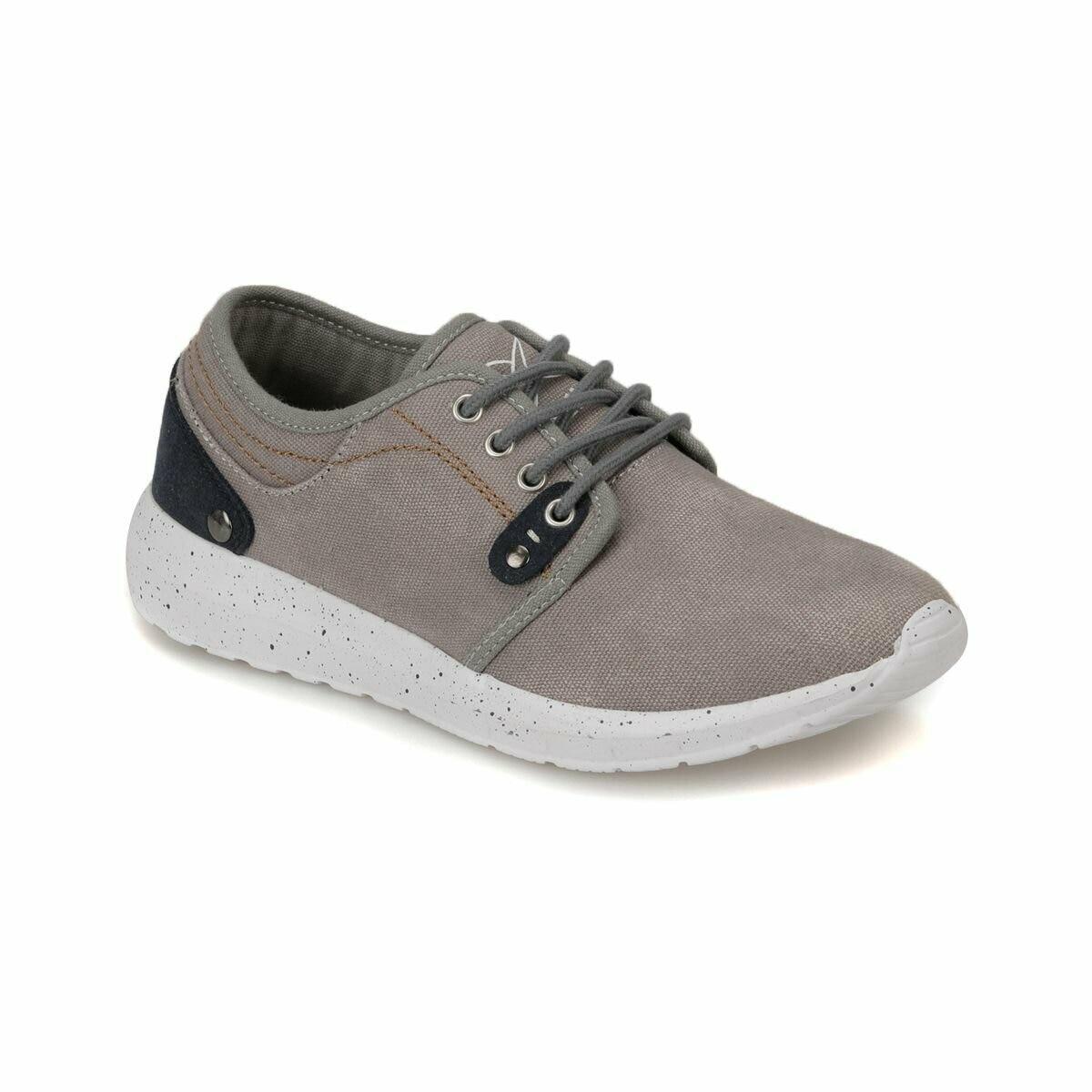 FLO RUMBA Gray Men Shoes KINETIX