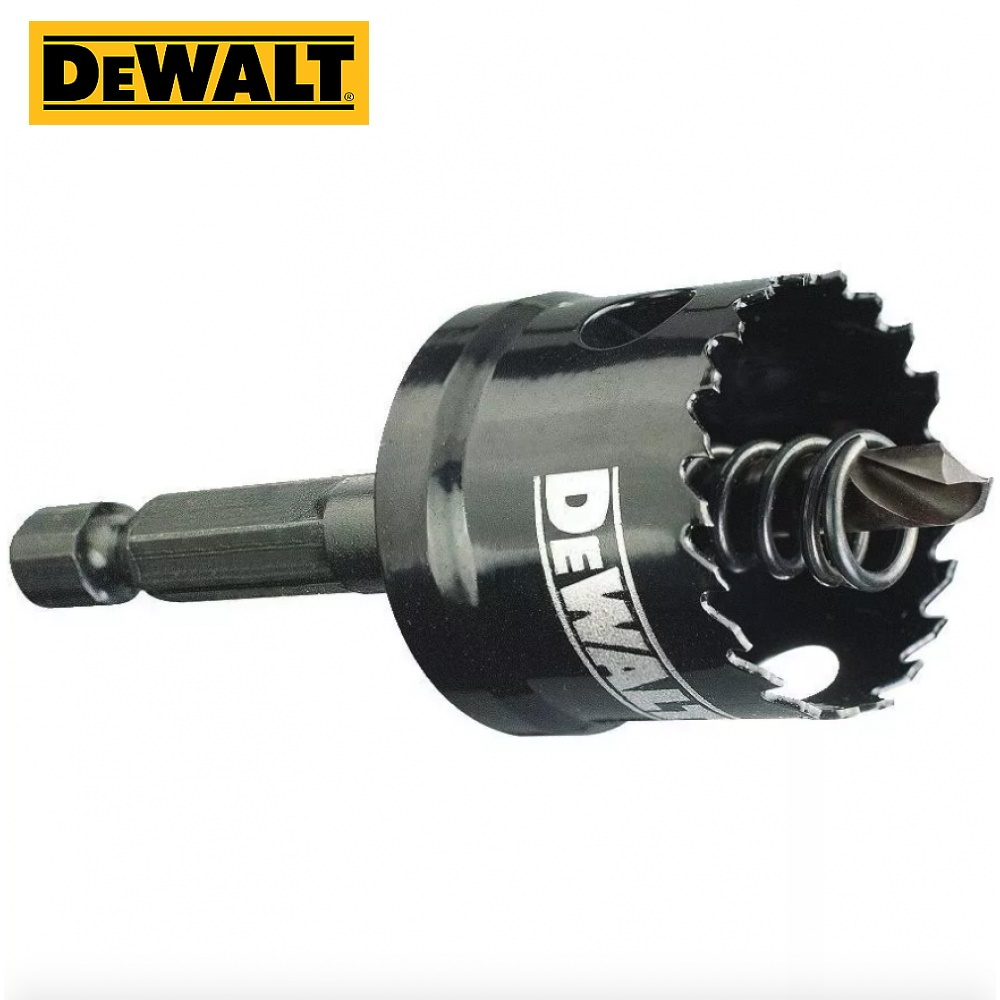 Crown биметаллическая DeWalt DT8254-QZ Construction Tools Construction Equipment Drilling Materials Delivery From Russia