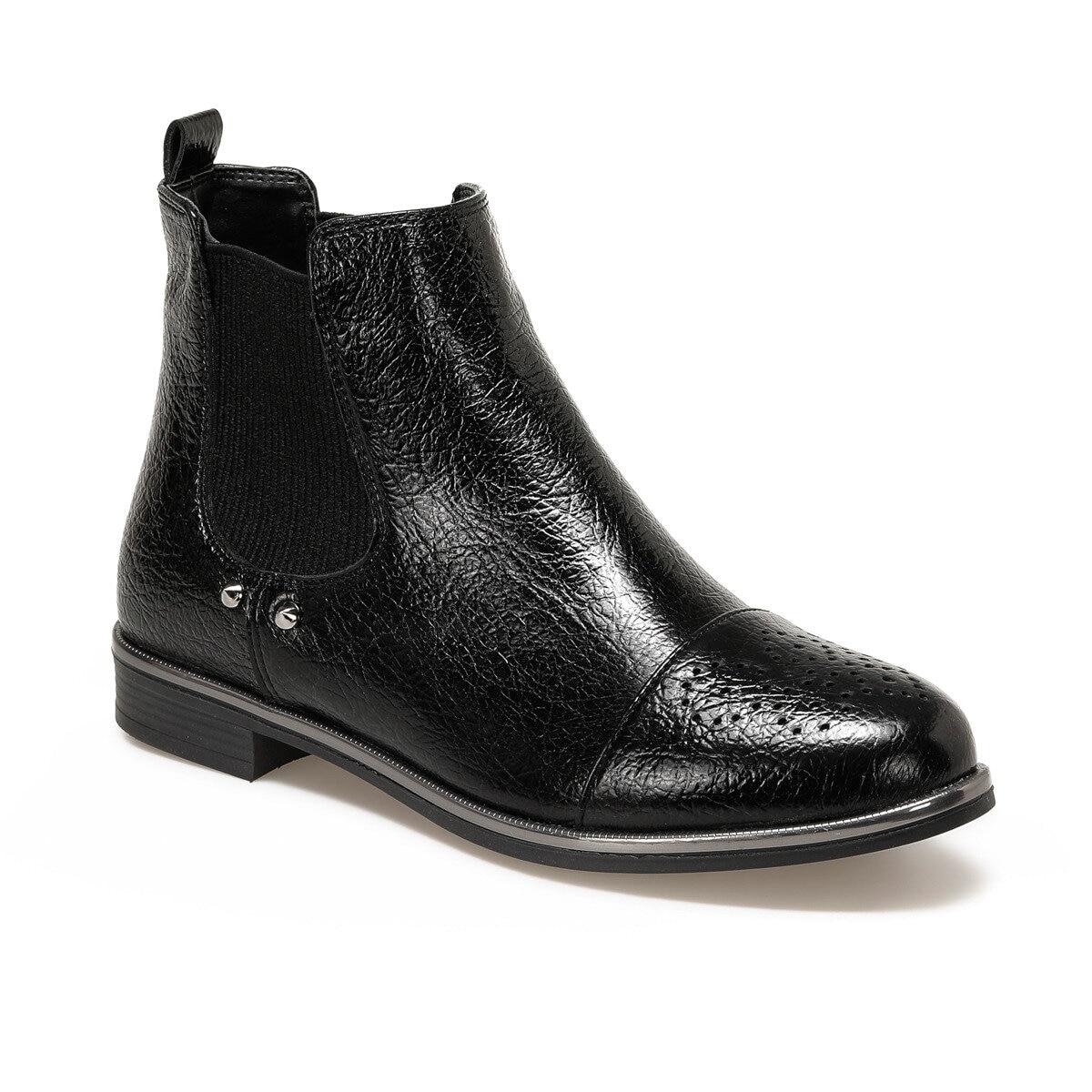 FLO 19K-031 Black Women Boots BUTIGO