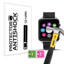 Screen protector Anti-Shock Anti-scratch Anti-Shatter compatible with Lemfo GT88