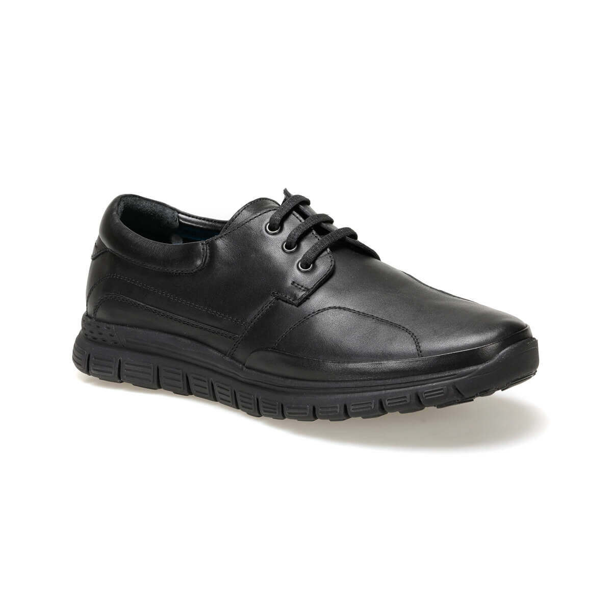 FLO COM-302 Black Male Shoes Flogart