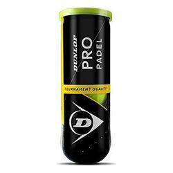 Padel Palle Dunlop Tb Pro (3 pcs)