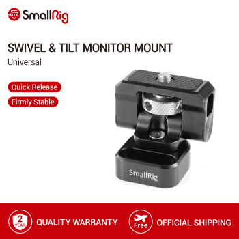 SmallRig Swivel Tilt Monitor Mount For SmallHD Focus OLED/UltraBright/500/700 Series/Atomos Ninja/ Shogun Flame Monitor - 2294