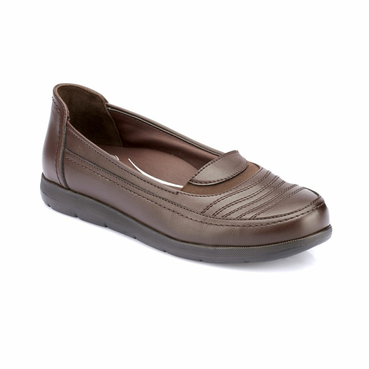 FLO 82.100174.Z Brown Women 'S Shoes Polaris 5 Point