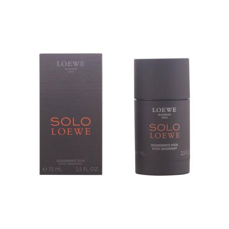 Crystal Deodorant Solo Loewe (75 Ml)