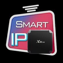 IP TV android tv box без приложения